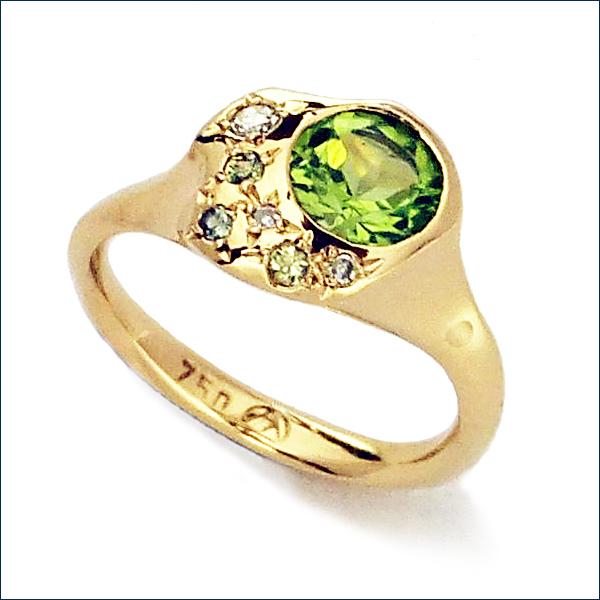 Sam's wedding ring
