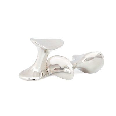 Sterling Silver Cleat cufflinks