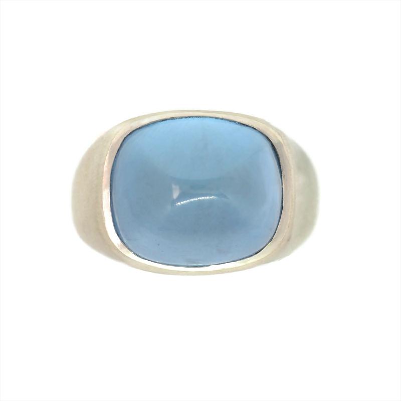 Sterling Silver Porpoise ring